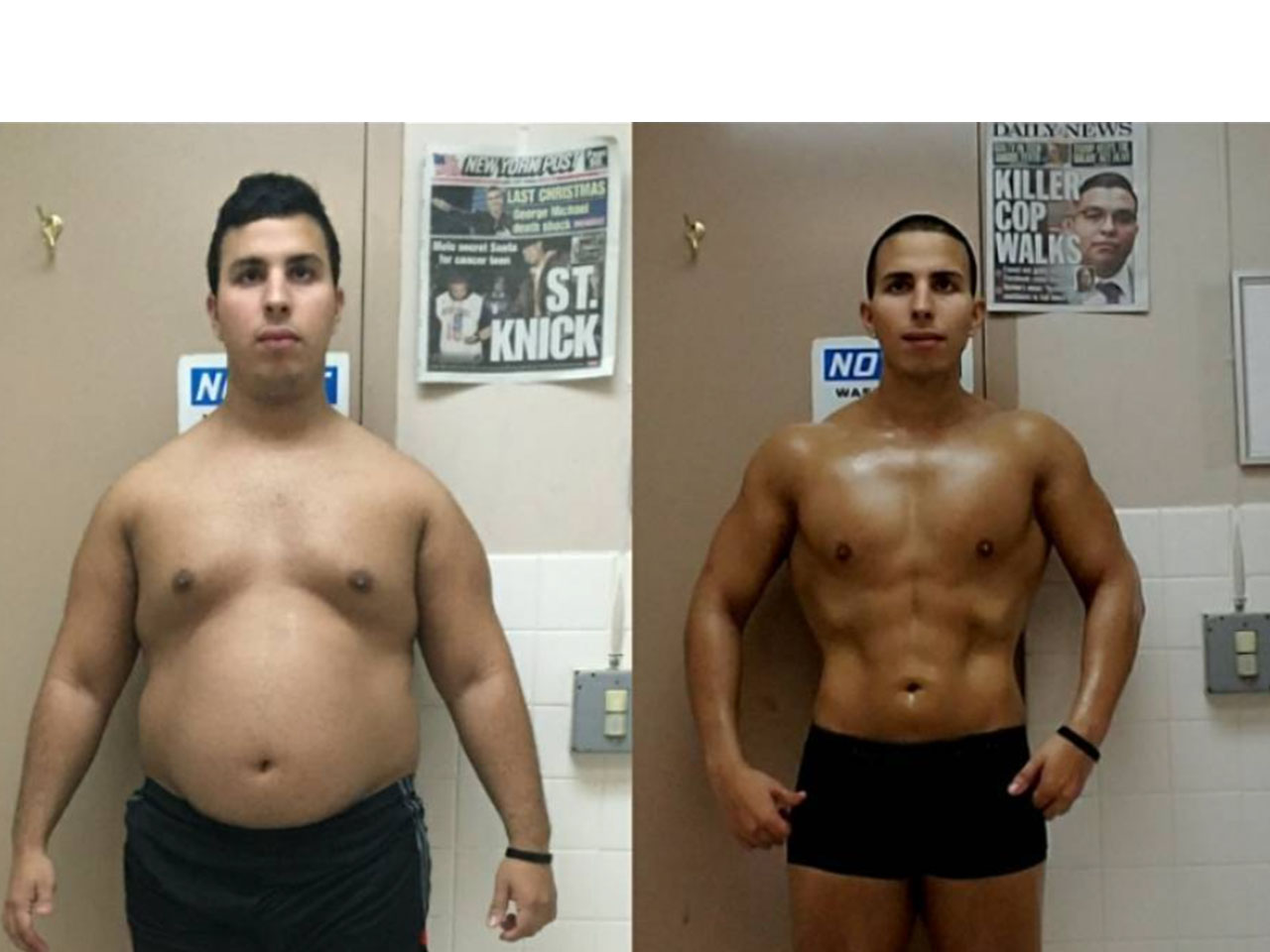 Transformation Tuesday How One Man Lost 100 Pounds In 6