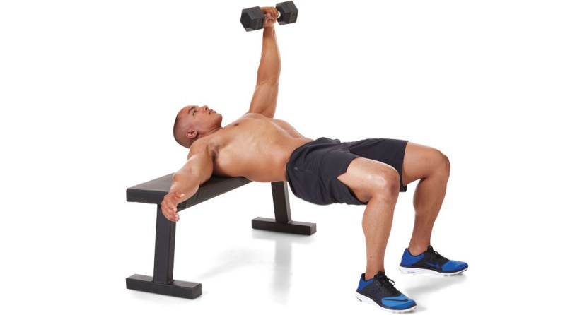 dumbbell chest workout | Amtworkout co
