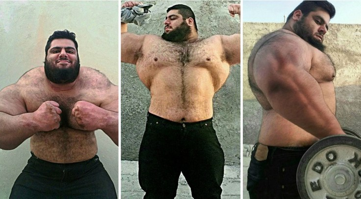 Image result for Sajad Gharibi training