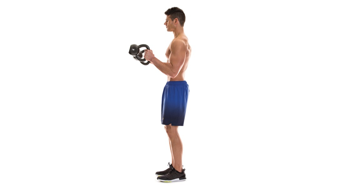 The Ultimate Biceps Amp Triceps Kettlebell Workout Muscle