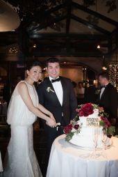 Kalamakeup for bride Caroline's wedding at The Peak, H.K.