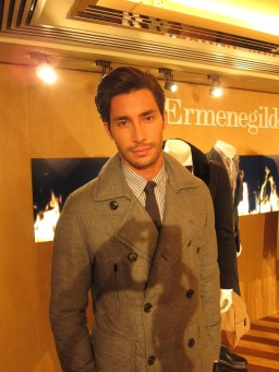 Kalamakeup for Ermenegildo Zegna