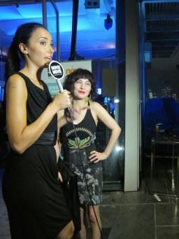 Kalamakeup makeup & hair styling for Lisa S