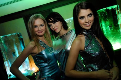 Kalamakeup fashion event/ party for Sensation, fashion makeup and hair styling service