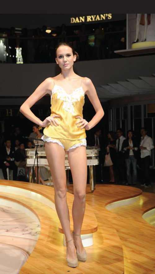 La Perla Fashion Show