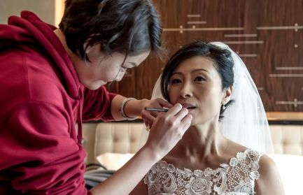 Kalamakeup - Esther bridal work