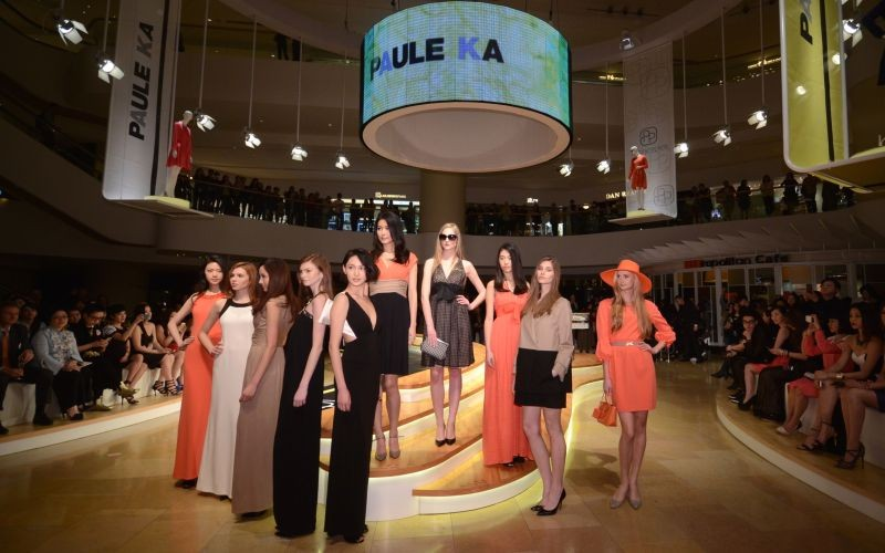 Paule Ka Fashion Show
