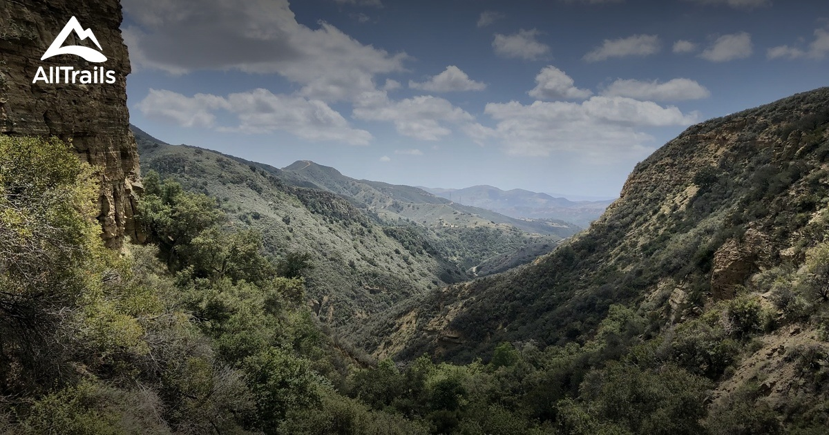 Best Trails In Cleveland National Forest California