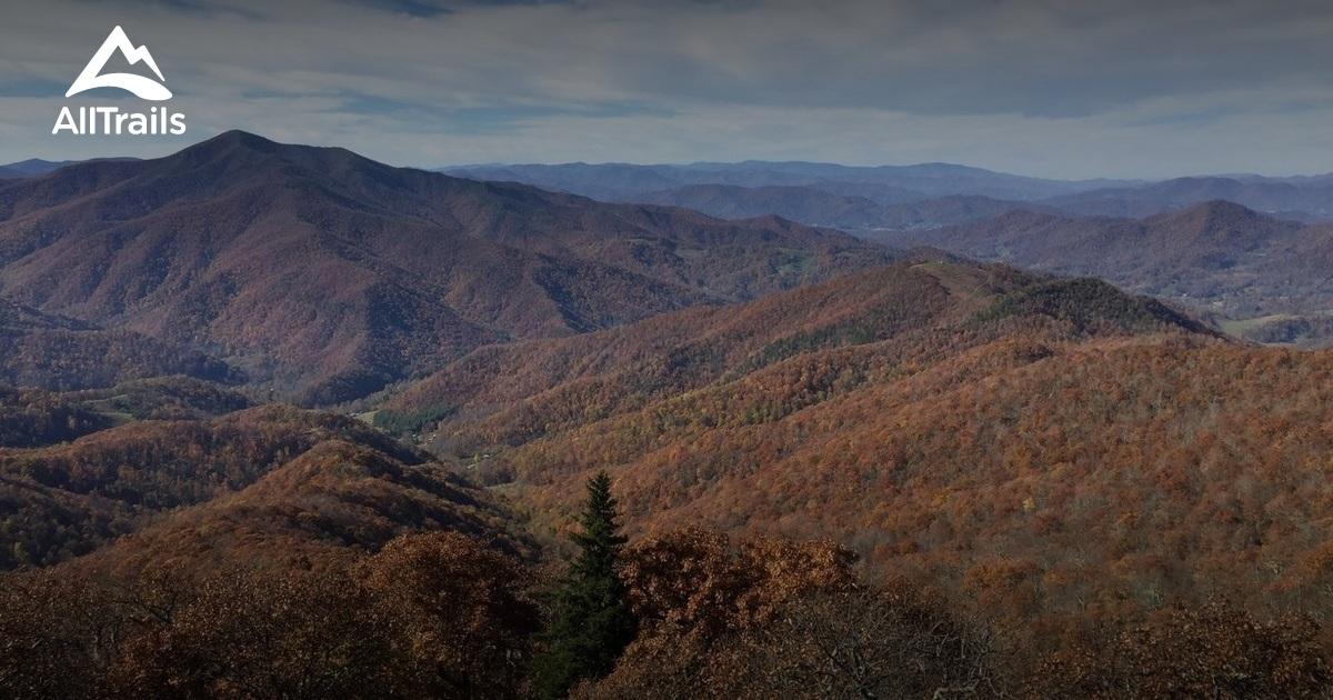 Best Trails Near Asheville North Carolina Alltrails Com