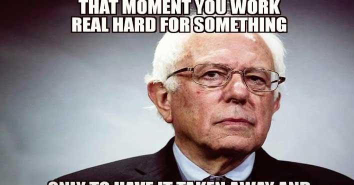 Happy Birthday Bernie Sanders Meme