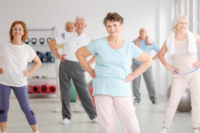 By incorporating the WHO's physical activity recommendations, one stands to improve cardiorespiratory and muscular fitness, bone and functional health, mental health and slow cognitive decline as well as significantly reduce the risk of non-communicable diseases. Photos: Shutterstock.com