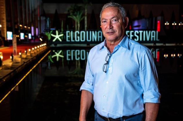 The festival is the brainchild of property mogul Samih Sawiris. Photo: Ammar Abd Rabbo / El Gouna Film Festival