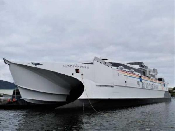 Virtu's new catamaran will be among the world's largest