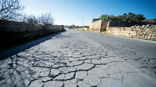 Valletta Road to be rebuilt