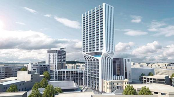 PA slated after permit for Paceville skyscraper is rushed ...