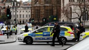 Image result for British police arrest seven over London attack