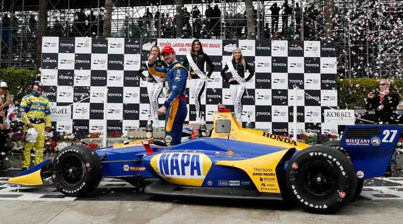 Indycar GP Alabama