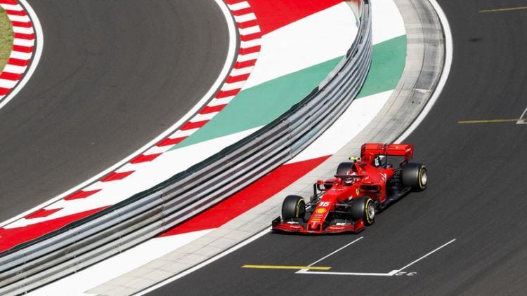 "Leclerc, GP Ungheria: ""Mio errore non ammissibile"" - Autosprint"