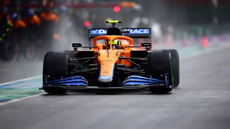 Lando Norris, incidente senza conseguenze: al GP Belgio ci sarà - Autosprint