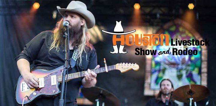 Houston Livestock Show And Rodeo Chris Stapleton At Nrg