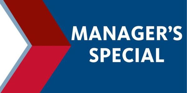 Clothing & Accessories Managers Special at Fort Hood Clear ...