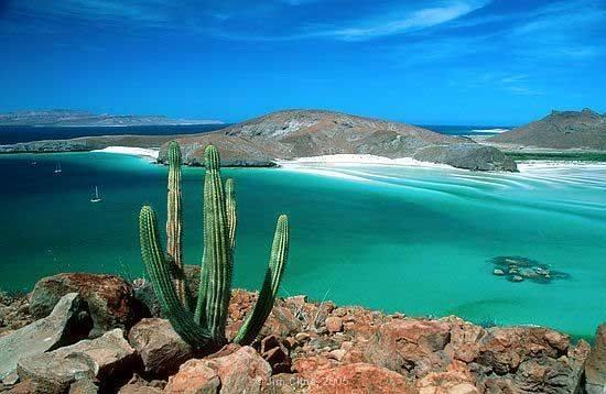 Resultado de imagen para Península de Baja California