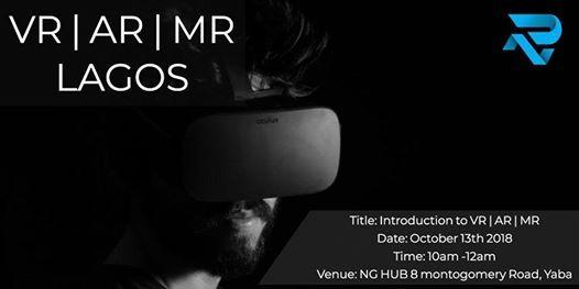 VR AR Meetup