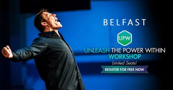Tony Robbins Unleash The Power Within Free Workshop at ...
