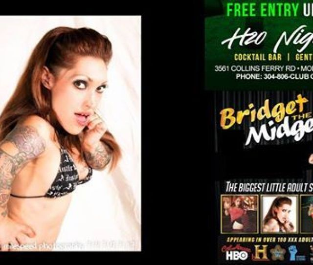 2 Nights With Bridget Powers Aka Bridget The Midget