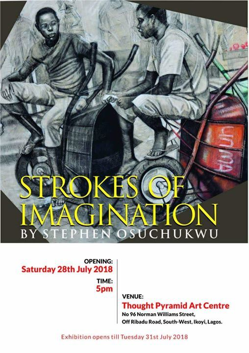 strokes of imagination
