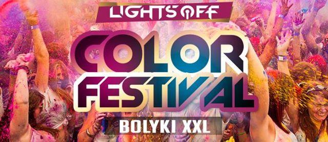 Lights OFF Color Festival 2019 / Eger at Bolyki Pincészet Eger, Eger