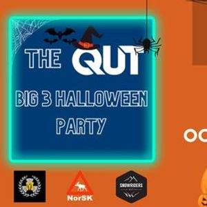Our team of experts has selected the best halloween costumes for couples out of hundreds of models. QUT Big 3 Halloween Party, NorSK-Student Organisation, Brisbane, October 9 2021   AllEvents.in