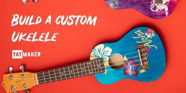 Image result for create your own ukulele