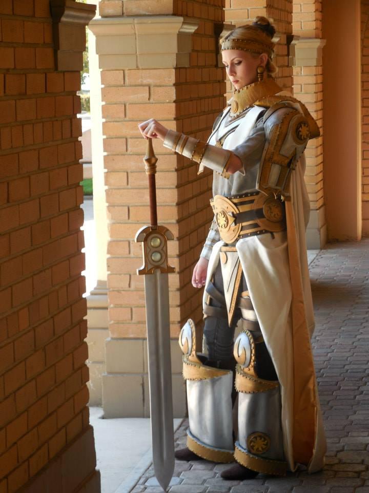 Elspeth From Magic The Gathering Costume 171 Adafruit