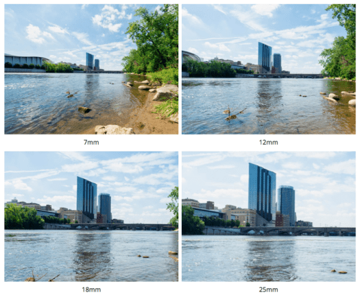 Photofocus Photography 101 Why Focal Length Matters