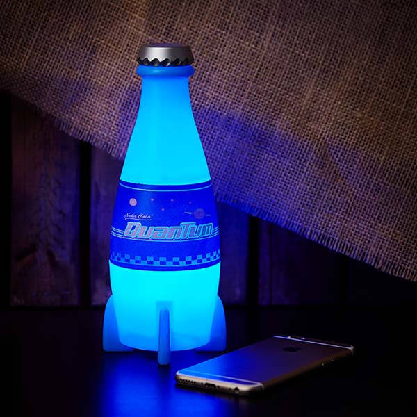 Fallout nuka cola quantum led mood light 1
