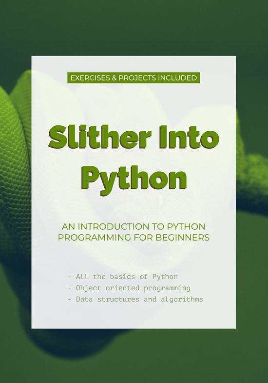 Slither Into Python