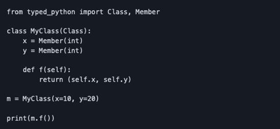 typed-python
