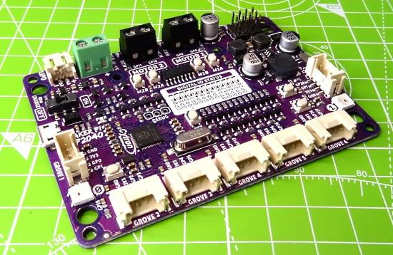 Cytron Maker Pi RP2040 Review