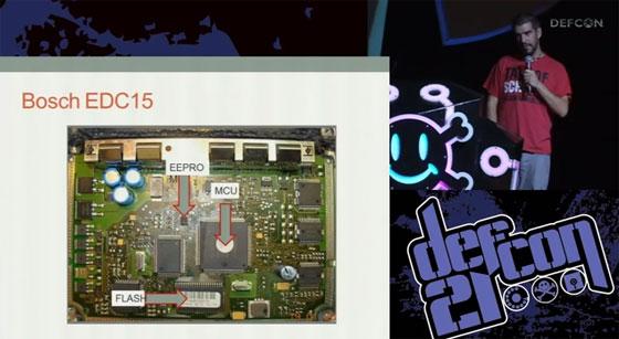 DEF CON 21: Control de una ECU con Arduino