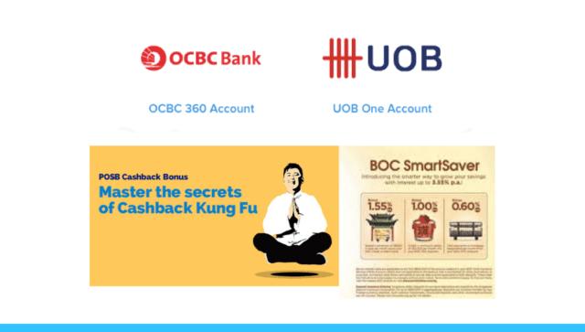 Bank accounts singapore