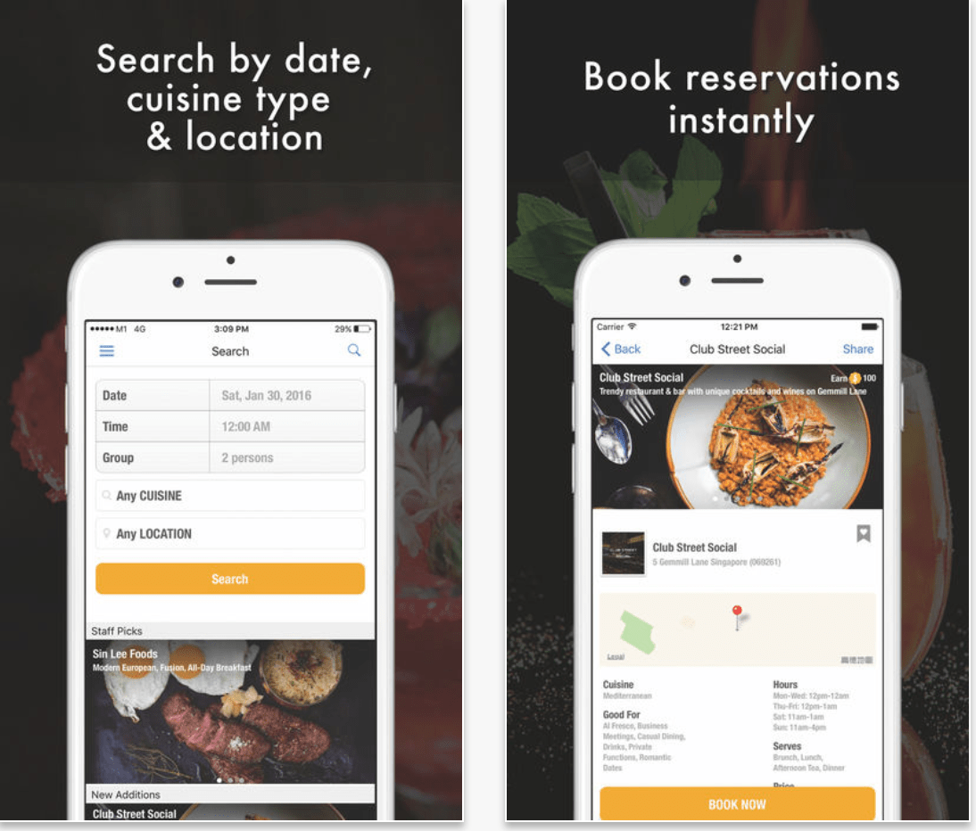 Best Mobile Apps That Every Singaporean Foodie Should Have