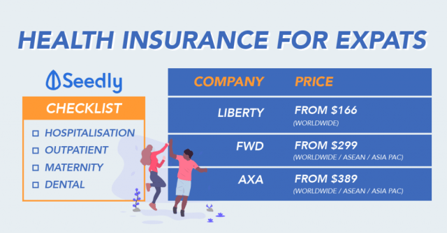 Health Insurance for Expats in Singapore Made Easy