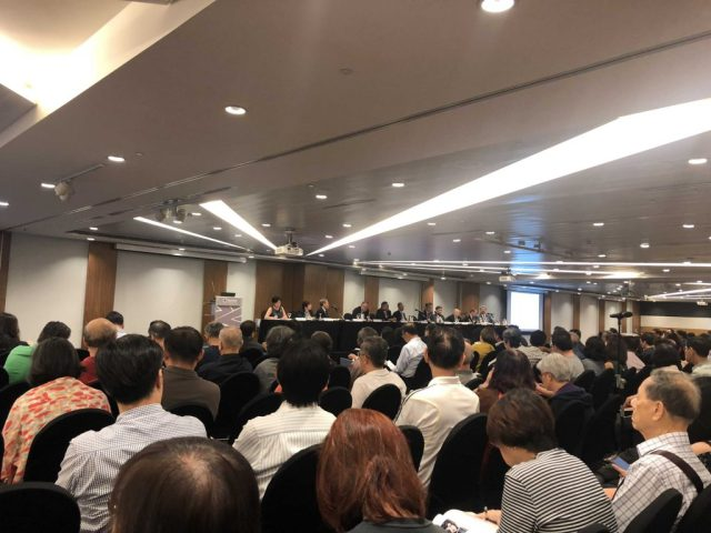 Keppel Corp AGM Crowd