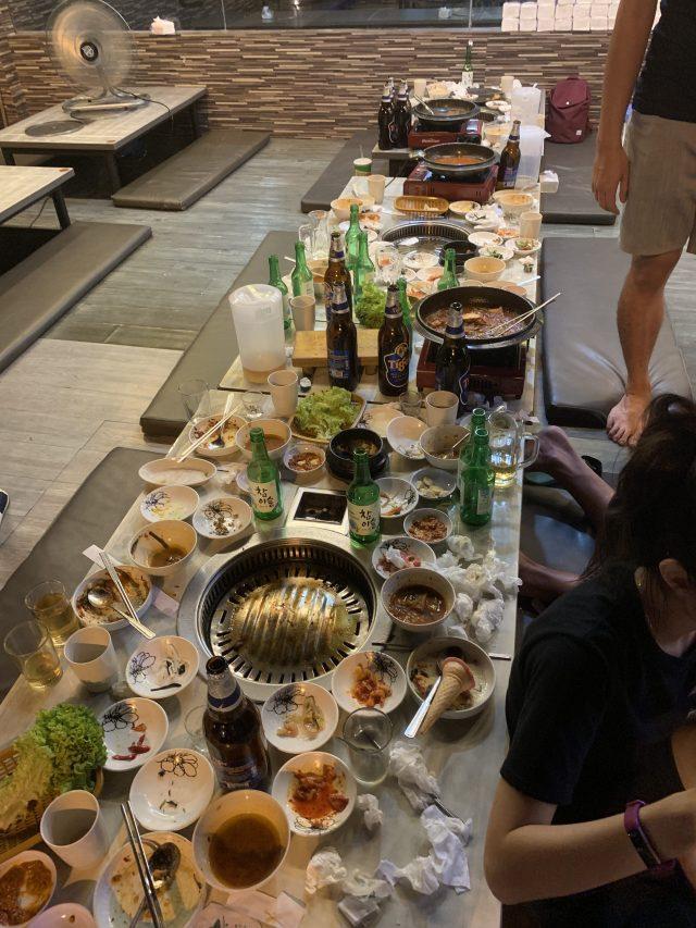 korean barbecue JANG WON Johor Bahru