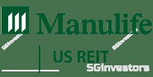 Manulife US REIT Logo