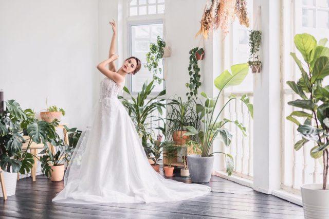 Silhouette The Atelier Wedding Dress Wedding Gown