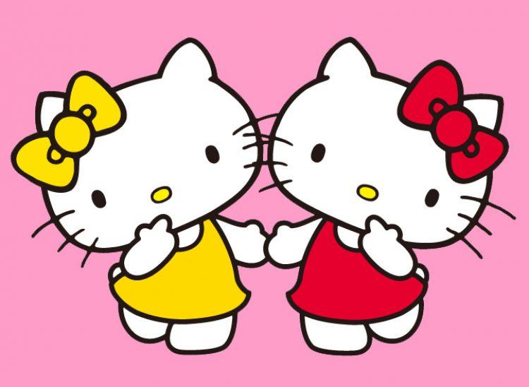 Kitty White Hello Kitty Novocom Top
