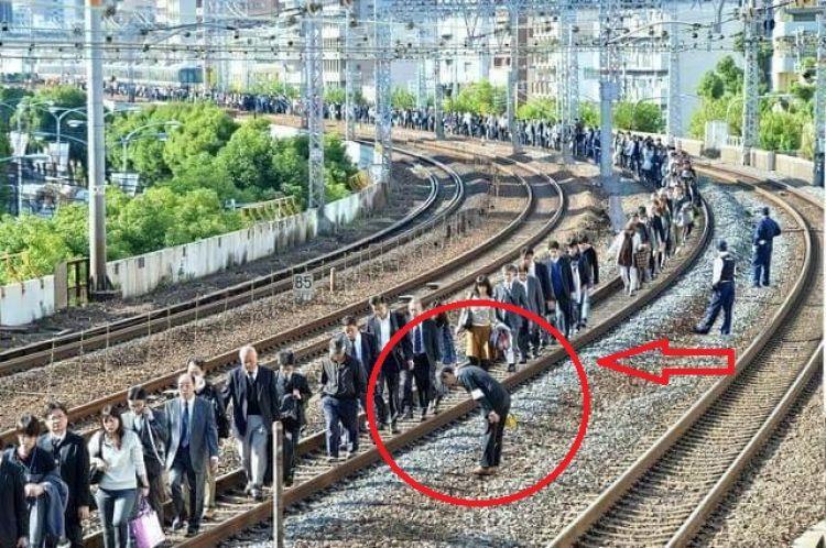 Keterlambatan Kereta