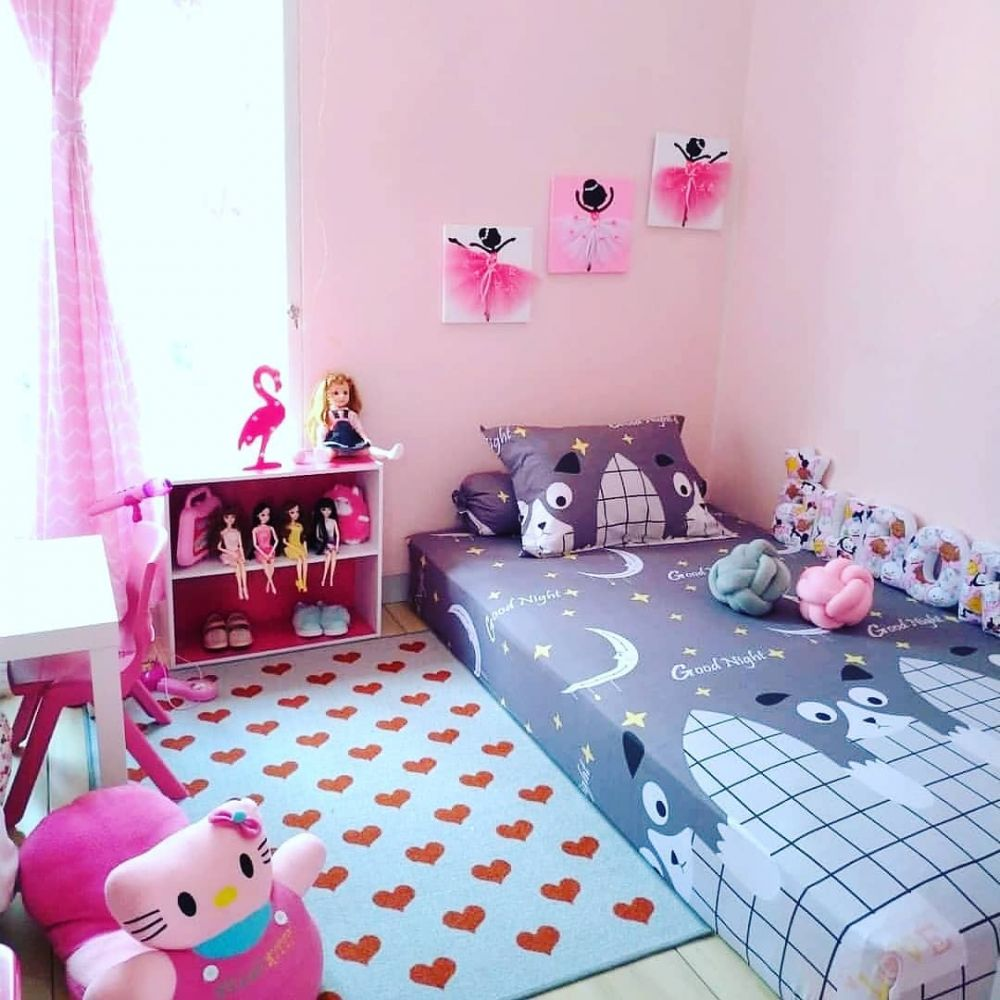 Desain Kamar Tidur Anak Ukuran 2 5 X 2 5
